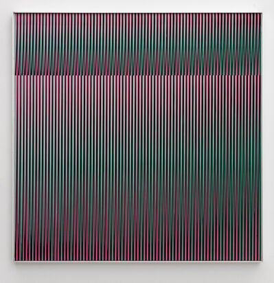 Carlos Cruz-Diez, 'Physichromie 888', 1976