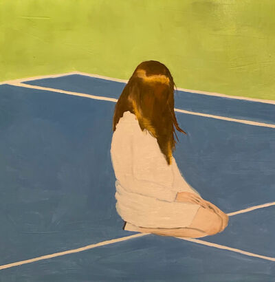 Holland Cunningham, 'Kneeling', 2020
