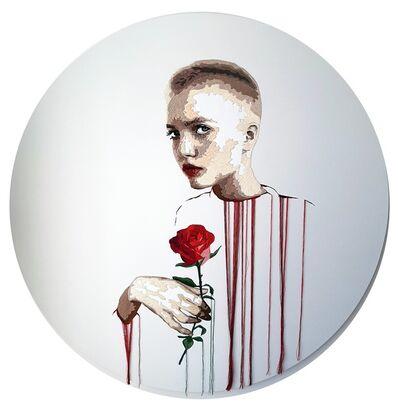 Rana Balca Ülker, 'Red', 2019