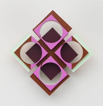 Martha Clippinger, 'Parcheesi', 2015