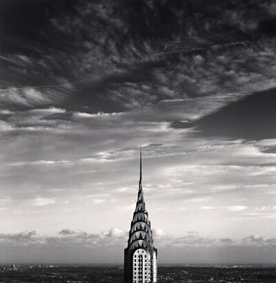 Michael Kenna, 'Chrysler Building, Study 3, New York, NY', 2006