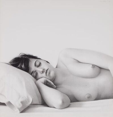 Josep Santilari, 'Marian sleeping II', 2007-2008