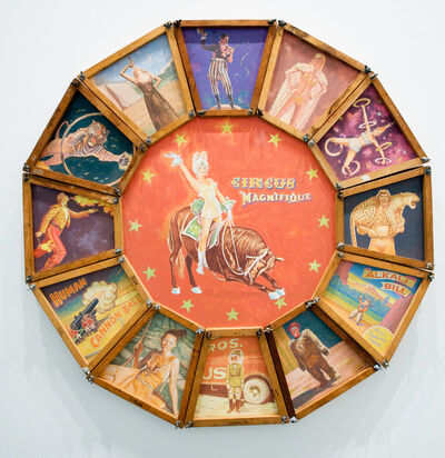 Peter Buchman, 'Circus Wheel', 2007