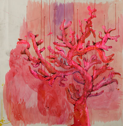 Alana Roth, 'Rose Lace Coral', 2016