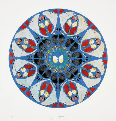 Damien Hirst, 'Deus, Deus Meus, from Psalm Prints', 2009