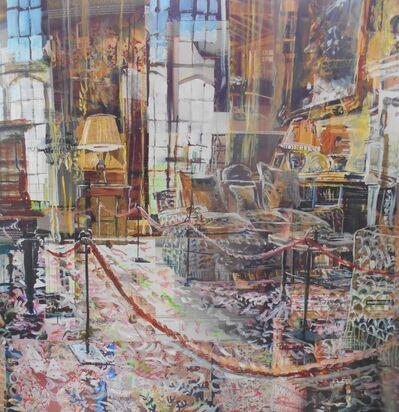 Alison Pullen, 'Leeds Castle, Yellow Drawing Room', 2020