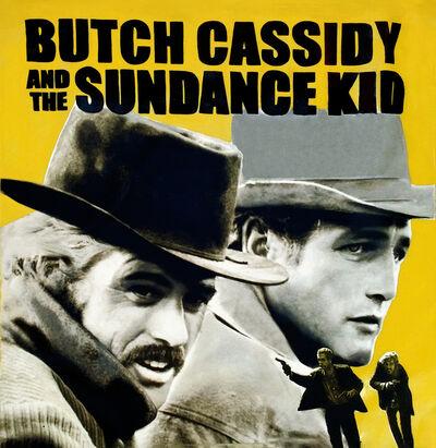 Steve Kaufman, 'BUTCH & SUNDANCE', 2001-2007