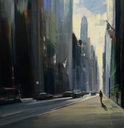Craig Mooney, 'City Solitude', 2016