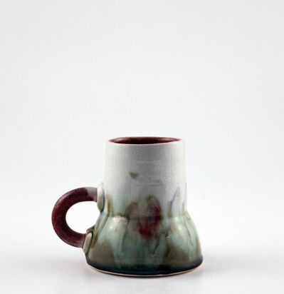 Harris Deller, 'Cup, untitled lanscape abstraction ', 2019