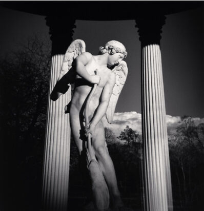 Michael Kenna, 'Cupid, Temple of Love, Versailles, France', 2010