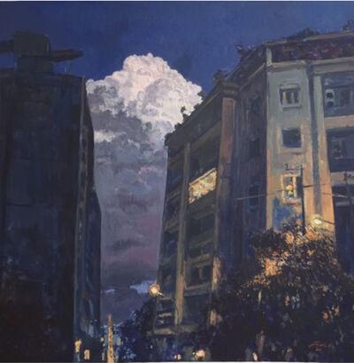 Oussama Baalbaki, 'Clouds Foam', 2016