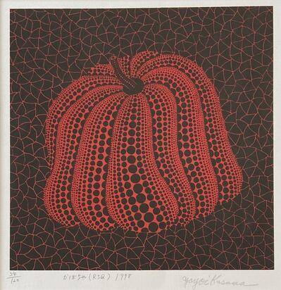 Yayoi Kusama, 'Pumpkin(RSQ)', 1998