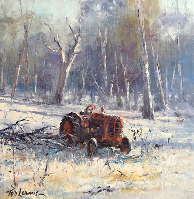 Ted Lewis, 'Winter's Morning'