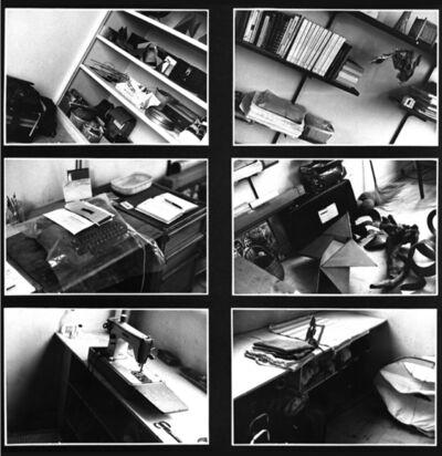 Regina Vater, 'X-Range Lygia Clark / Paris', 1974