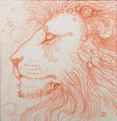 Julie Bell, 'Lion Nebula Study', 2019