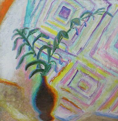 Winifred Nicholson, 'Geometric Curtain', 1981