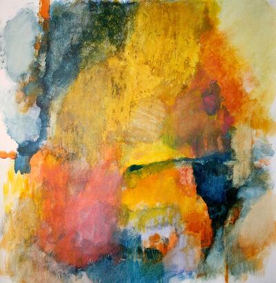 Ingela V. Lindgren, 'Yellow Light', 2015