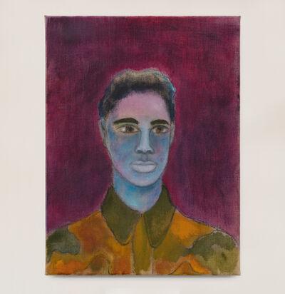 Kasper Sonne, 'Camo Shirt', 2021