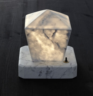 Veronica Todisco, 'Adaptations: Marble Table Lamp', 2015