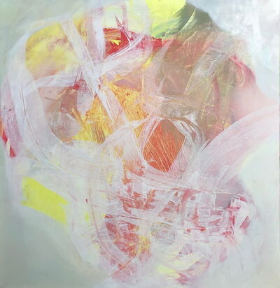 Nicole Michaud, 'Lotus in Winter', 2019