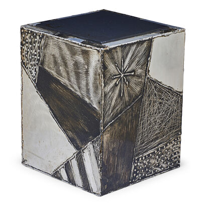 Paul Evans Studio, 'Argente side table, New Hope, PA', 1967