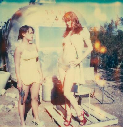 Stefanie Schneider, 'Daisy and Austin in front of Trailer (Till Death Do Us Part)', 2005
