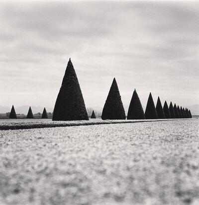 Michael Kenna, 'Eighteen Hedges, Versailles, France', 1998