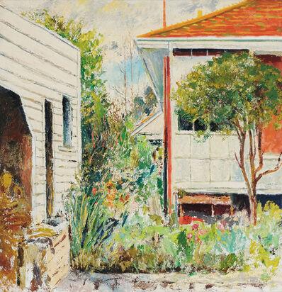 Arnold Shore, 'The Back Garden (The Garden)', 1962