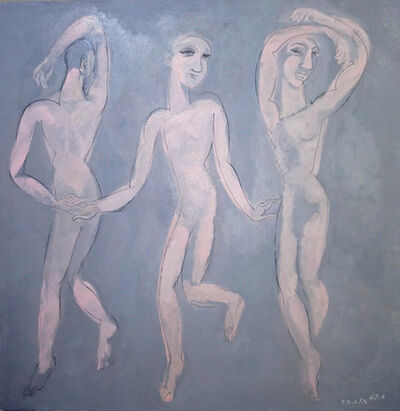 Houssam Ballan, 'Three Dancers ', 2020