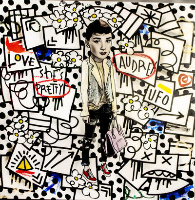 Flore x The Producer BDB, 'Audrey Hepburn', 2015