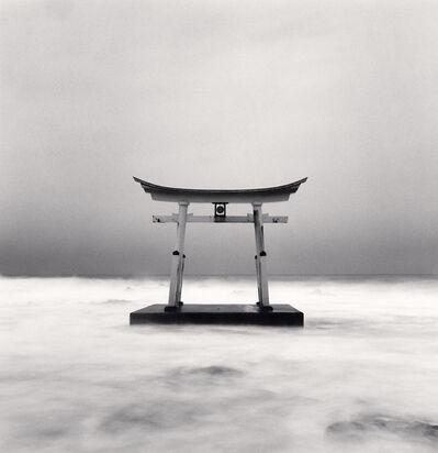 Michael Kenna, 'Torii Gate, Study 3, Shosanbetsu, Hokkaido, Japan,', 2014 (printed 2019)