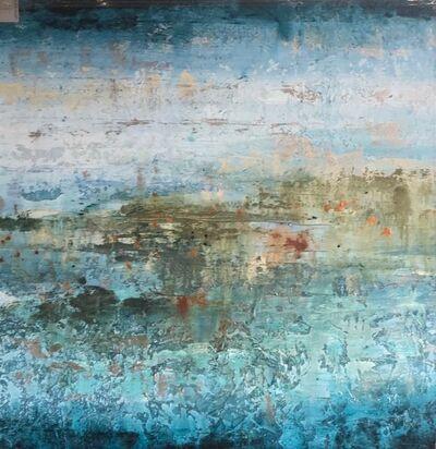 Alexys Henry, 'Aqua Layers', 2018