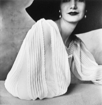 Irving Penn, 'Large Sleeve (Sunny Harnett), New York', 1951