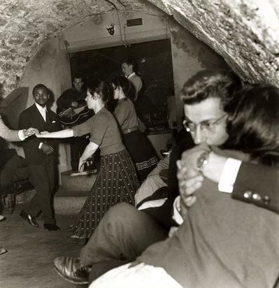Paul Almasy, 'Jitterbugging in Paris', 1950s