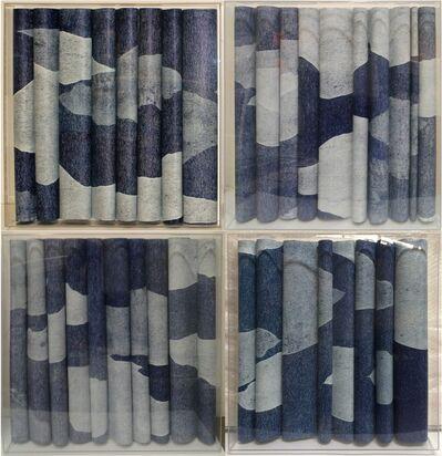Jessi Wong, 'Blue Sky I, II, III, IV'
