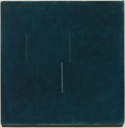 César Paternosto, 'Confluence № 2 B.A.', 1995/2001
