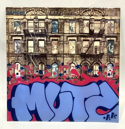 Moody, 'Led Zeppelin Physical Graffiti Mutz', 2014