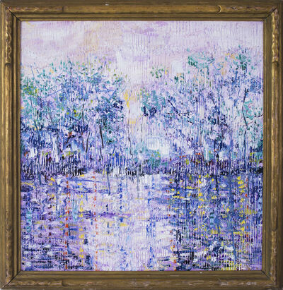 Hunt Slonem, 'Bayou Teche, St. Mary's Parish', 2018