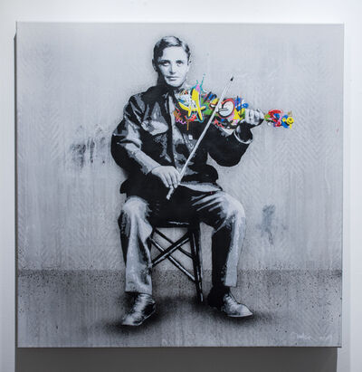 Martin Whatson, 'The Fiddle Player', 2020