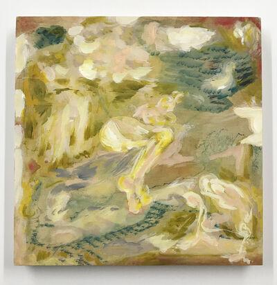 Jo Messer, 'Olymia in turmoil', 2020