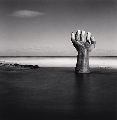 Michael Kenna, 'Hand of Sangsaeng, Homigot, Gyeongsangbuk-do, South Korea', 2018