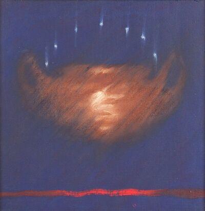 Omar Galliani, 'In Verso', 1988