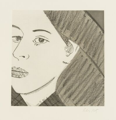 Alex Katz, 'From, Light as Air (Schröder 222)', 1989