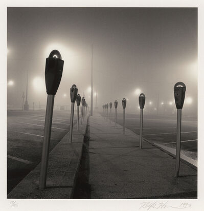 Rolfe Horn, 'Empty Lot, Boardwalk, NJ', 1998