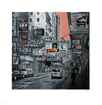 Nick Walker, 'Basking In The Glory (TMA - Hong Kong Street Scene #1)', 2013