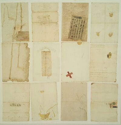 Fernando Alday, 'Religious forest II', 2016