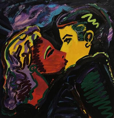 """Rubens Gerchman, '""""Beijo""""', 1993"""