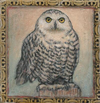 Ed Musante, 'Snowy Owl / Handmade'