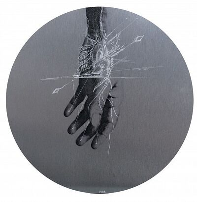 Marie-Josée Roy, 'La particule de Dieu IV', 2020