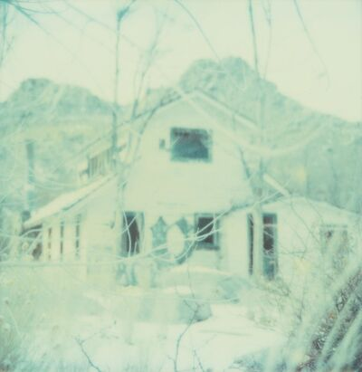 Stefanie Schneider, 'House up in the Mountains -- what can I say -  (Wastelands)', 2003
